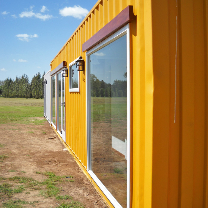 Casas con contenedores taringa - Casas hechas de contenedores ...