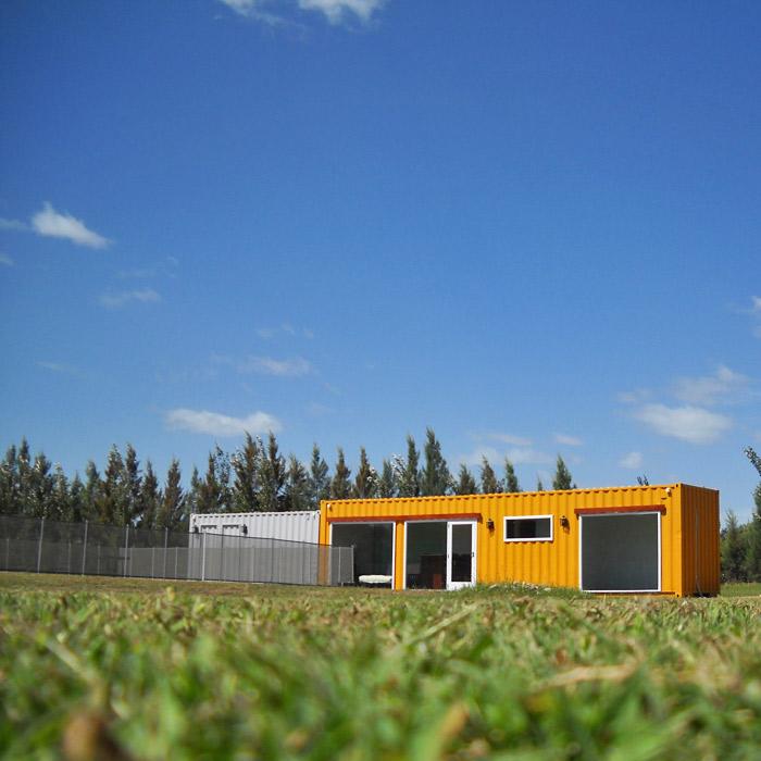 Casas con contenedores taringa - Casas hechas con contenedores maritimos ...