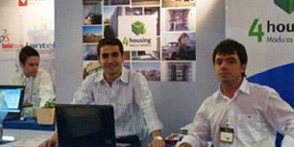Comitiva Argentina En Expomin 2010