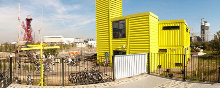 Otro Gran Ejemplo De Arquitectura Sustentable