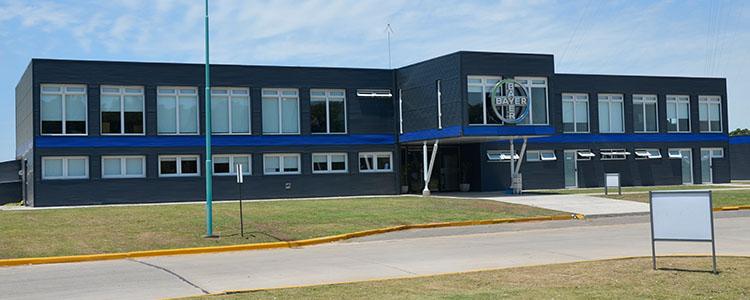 Edificio Bayer: +sustentable
