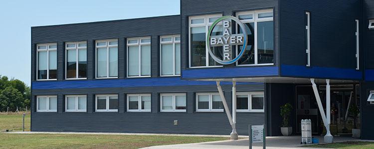 Destacado 2014: Edificio Bayer