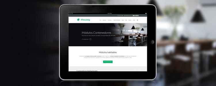Nuevo Website Apto Para Dispositivos Móviles