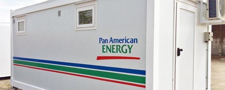 Vestuario De Panelería Para Pan American Energy