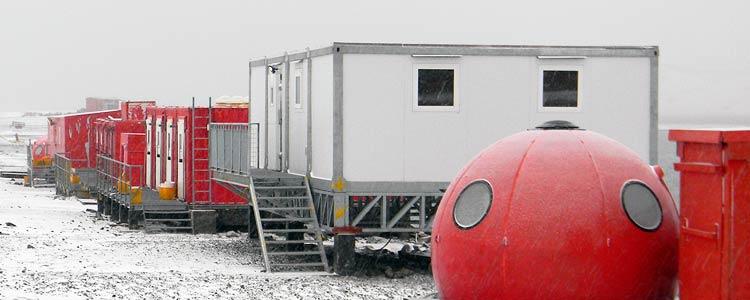 Laboratorio Antártico De Biología Marina