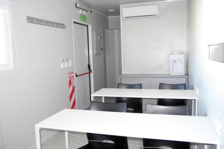 Salas De Capacitación Y Oficinas Con Contenedores