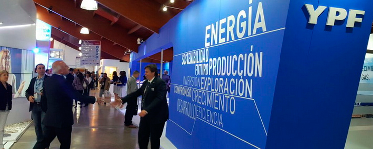 Visitamos La Expo Oil & Gas Patagonia 2016