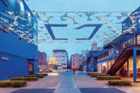 El Shopping Más Grande Del Mundo Hecho Con Contenedores