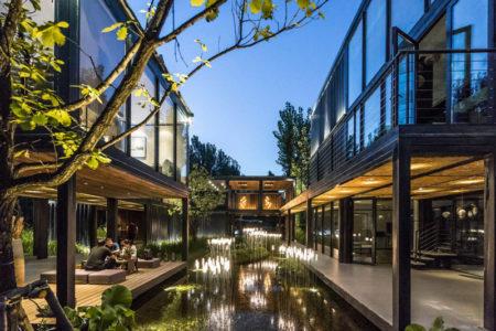 Zhao Hua Xi Shi: El Museo Hecho Con Contenedores