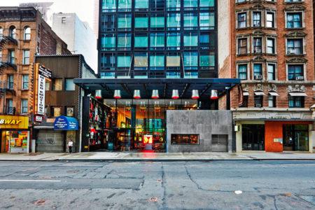 CitizenM: El Hotel Modular Más Grande De Nueva York