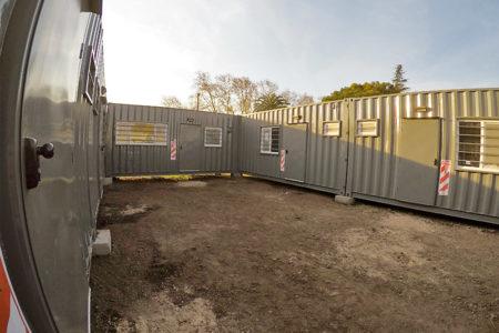 Campamentos Con Containers Para El Belgrano Cargas