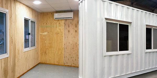 Contenedores Habitables Para La Industria De La Construcción