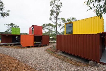 Nuevos Salones De Clase Con Containers En Sydney