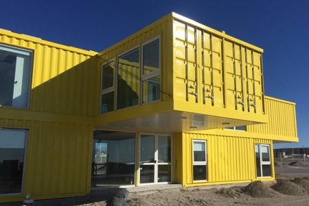 Un Nuevo Proyecto De 400 M2 En Puerto Madryn