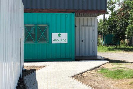 Mejoras En La Planta De Producción De 4housing