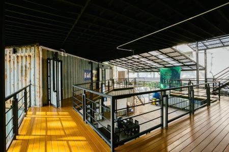 Campus Estudiantil Sustentable En Tailandia