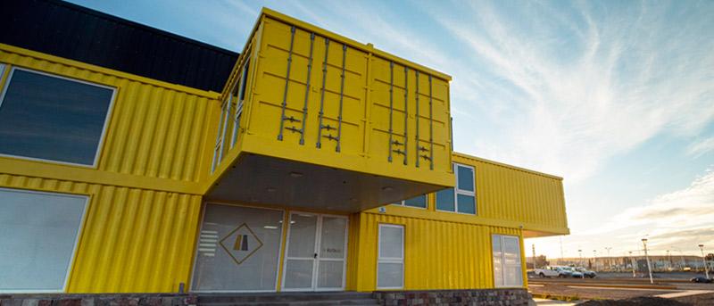 Complejo De Oficinas Puerto Madryn