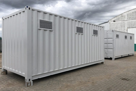 Warehouse Container Module