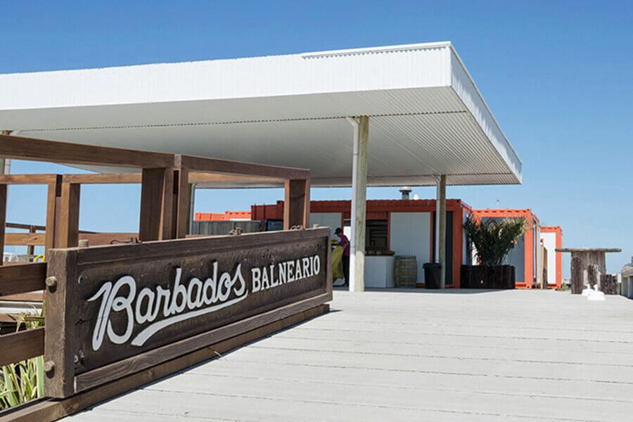 Container Buildings Project - Balneario Barbados