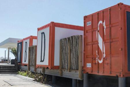 Proyecto Edificios Contenedores - Balneario Barbados