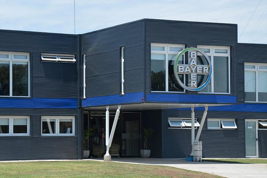 Proyecto Edificios Contenedores - Edificio Bayer