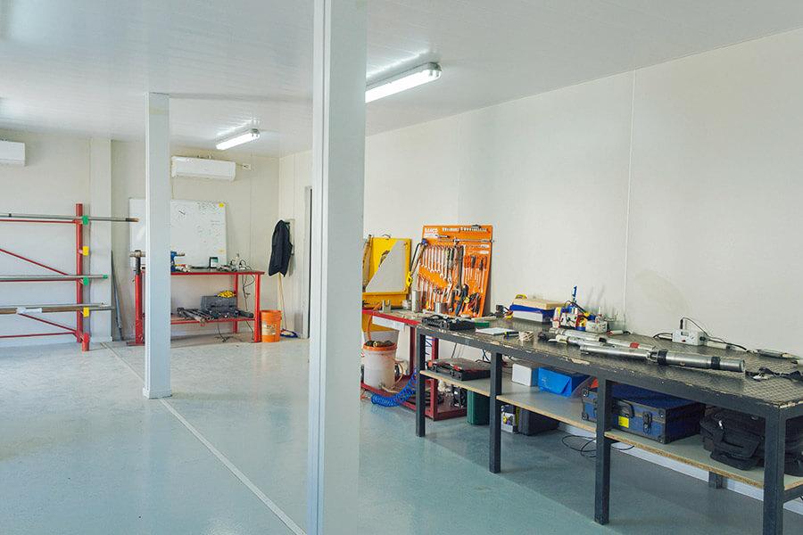 Proyecto Edificios Contenedores - Complejo CRD