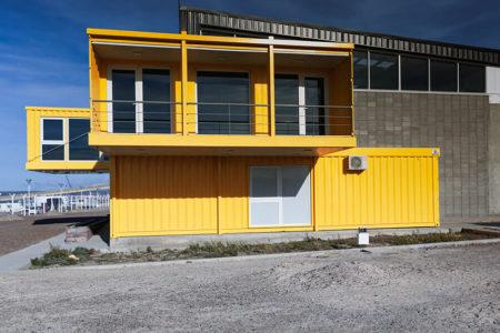 Proyecto Edificios Contenedores - Edificio Ruta 40