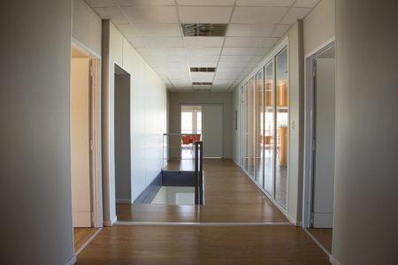 Proyecto Edificios Contenedores - Edificio SGA