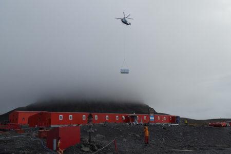Proyecto Panelería - Dirección Nacional Del Antártico