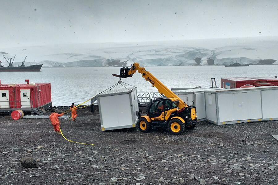 Dirección Nacional Del Antártico