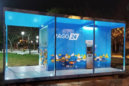 Nuevo Cajero Modular En Ezeiza