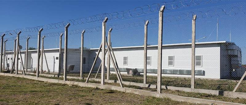 Centros De Atención Sanitaria Para El Servicio Penitenciario