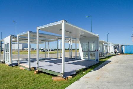 Realizamos Hospitales Modulares Para Destinos Turísticos