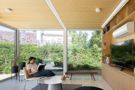 «PLACE»: Simple, Smart & Everywhere Houses