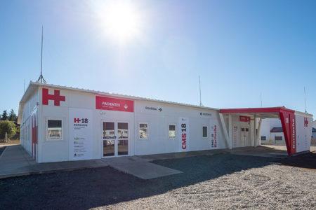 Centros Modulares De Atención Sanitaria